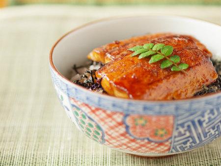 太刀魚蒲焼丼30