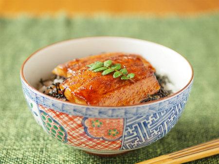 太刀魚蒲焼丼66