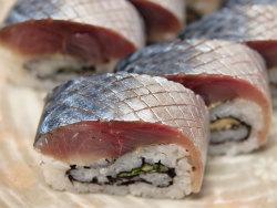 炙りしめ鯖寿司53