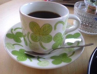 アラビアのカップ