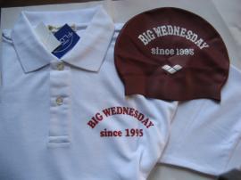 Tシャツ と キャップ