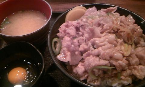 伝説のすた丼屋090722
