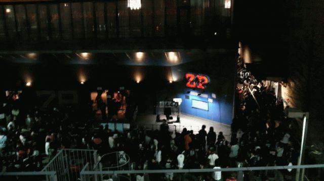 2008年 2月15日 ELLEGARDEN LIVE @Zepp Tokyo 開場最中