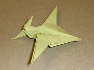 折り紙怪獣blog01