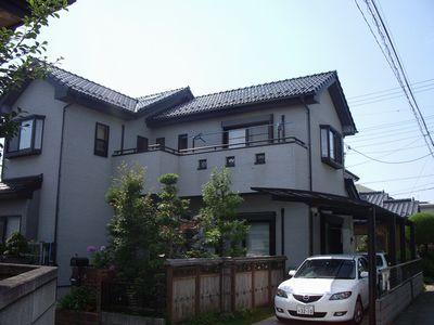 生まれ変わった太陽光発電仕様の屋根(After)