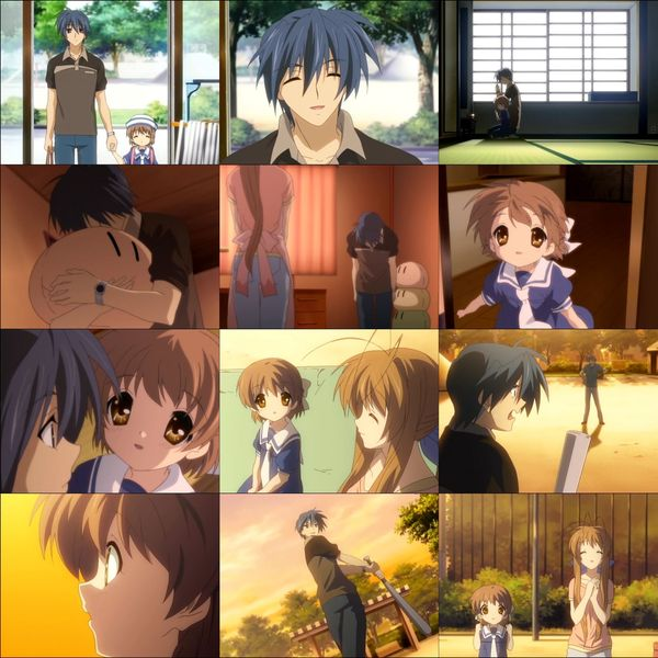 (#アニメ) CLANNAD ~AFTER STORY~ 第19話 「家路」.avi_000011219_s