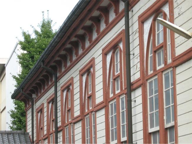 栃木高校講堂