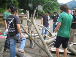木の組み立て思案中2