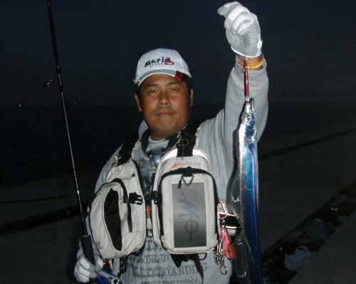 2008.11.3神戸太刀魚