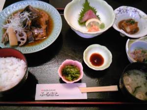 「ふるさとランチ」四季彩料理ふるさと(福岡市)