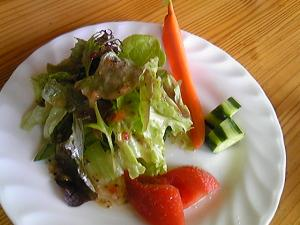 「サラダ」菜園の風(小国町)