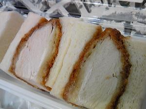 「カツサンド」すずらん食品館(大分)