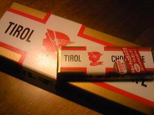 「チロルチョコレート50周年」