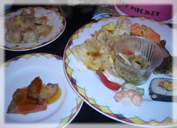 シェフミ料理