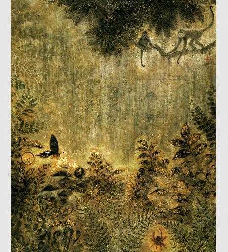 「雨降る森」・10F