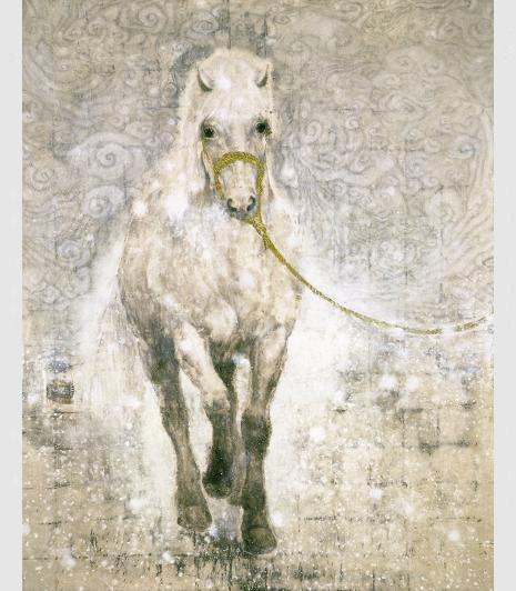 「馬」・100F