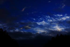 夜明けの空01