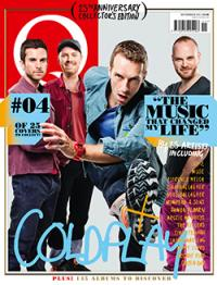#4 Coldplay