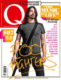 #7 Foo Fighters