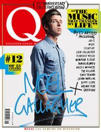 #12 Noel Gallagher
