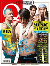#15 Red Hot Chili Peppers