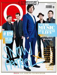 #19 Snow Patrol
