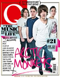 #21 Arctic Monkeys