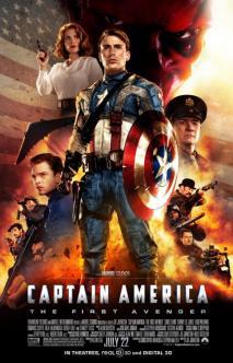 キャプテン・アメリカ ザ・ファースト・アベンジャー