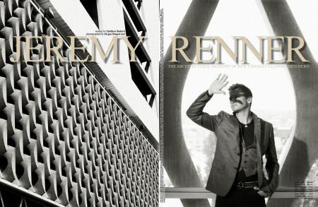 ジェレミー・レナー