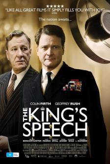 英国王のスピーチ②
