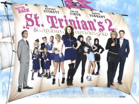 聖トリニアンズ女学院2 不良女子校生たちの最悪ミッション!パイレーツの秘宝をねらえ!!