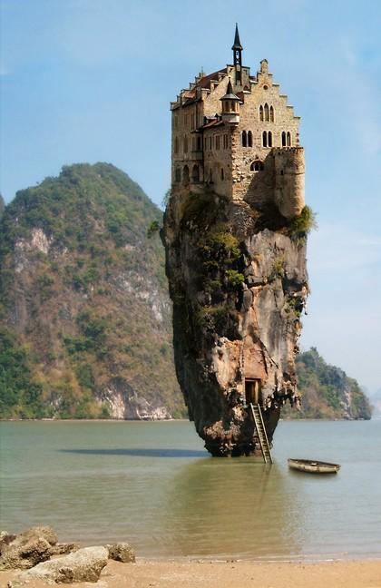 ハウルの動かん城