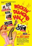 ROCKIN' AT DIAMOND HALL Flyer