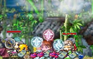 姫で3人狩り