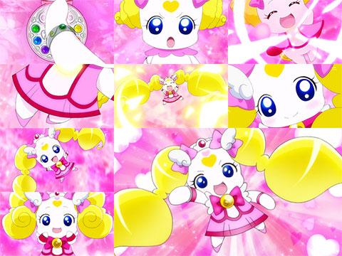 【スマイルプリキュア!】第08話「みゆきとキャンディがイレカワ~ル!?」