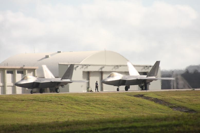 F22ステルス戦闘機、2
