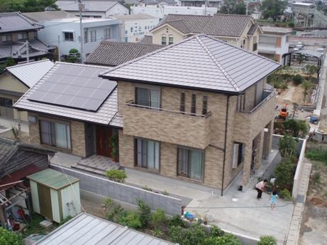 石井町 I様邸 3.14KW