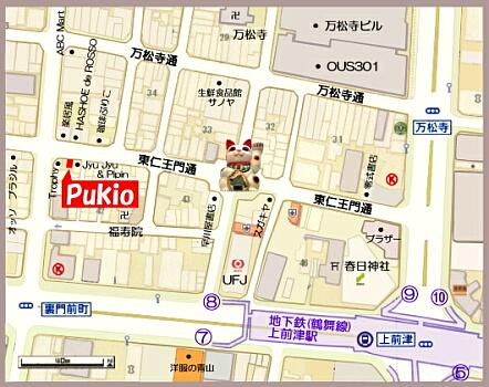 Pukio Mapa Blog