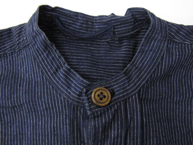 indigo staripe shirts2