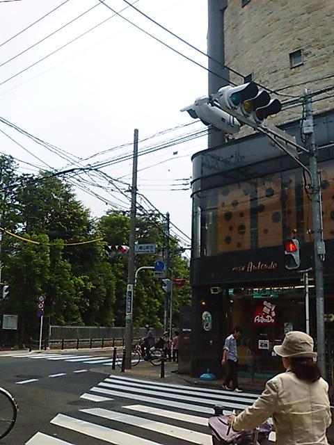 八幡山駅前