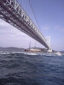 渦潮観光船