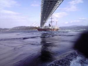 観光船カンリン丸