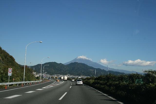 高速道路から見た風景1