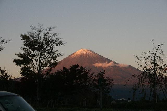 絶景!富士山4