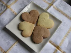ハートクッキーa