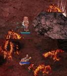 火山の秘密クエ4