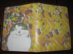 母子手帳ケース