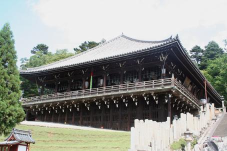 200809奈良二月堂お堂