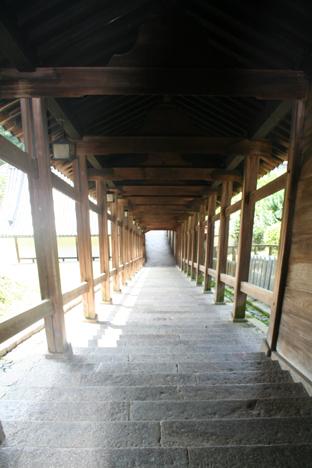 200809奈良二月堂階段