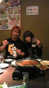 西田とKAIさん